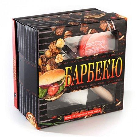 Барбекю. Набор повара + книга с рецептами, Top That! (7020036)