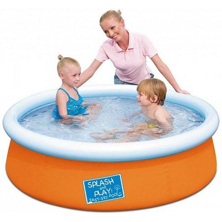 Басейн надувной детский Splash and Play, BestWay 57241 (152x38 см)