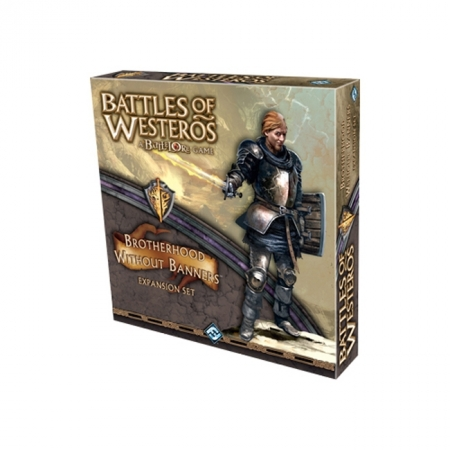 Battles of Westeros: Brotherhood without Banners Expansion - Настольная игра