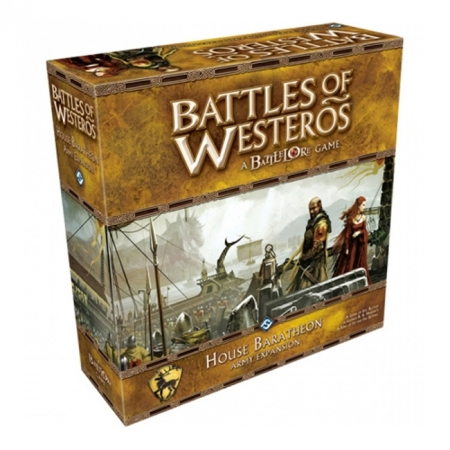 Battles of Westeros: House Baratheon Army Expansion - Настольная игра