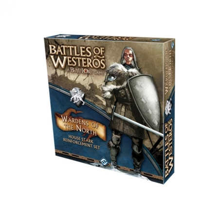Battles of Westeros: Wardens of the North Expansion - Настольная игра