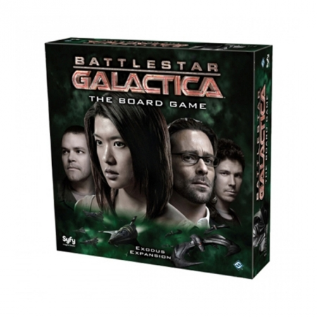 Battlestar Galactica: Exodus Expansion - Настольная игра