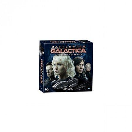 Battlestar Galactica: Pegasus Expansion - Настольная игра