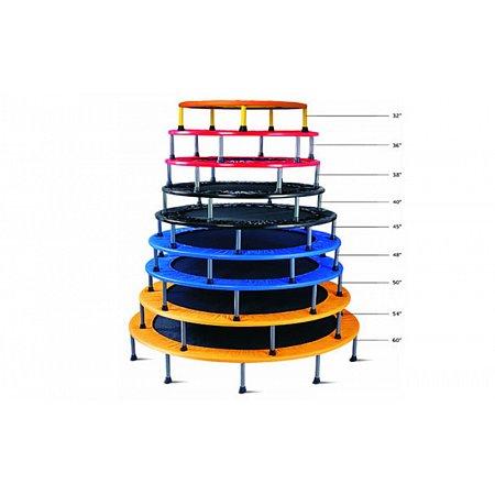 Батут-мини C-2699 (металл, PVC, пластик, d-60in (152,4см)