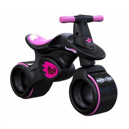 Беговел, розовый, TCV T-V101 B/P