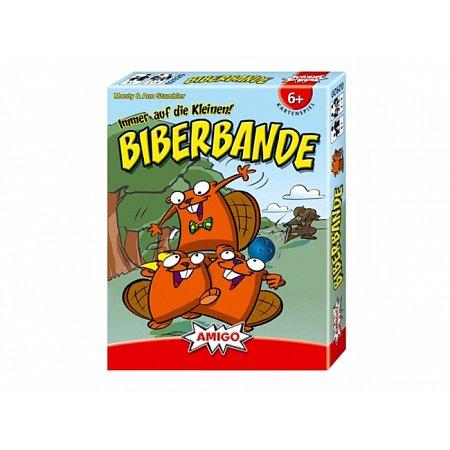 BiberBand (Бобровая братва) - Настольная игра