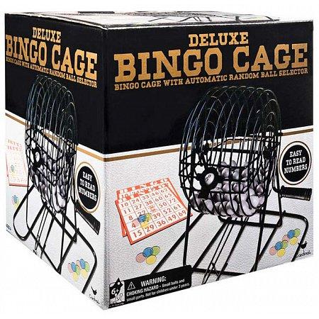 Бинго делюкс с лототроном, настольная игра, Spin Master Games, SM98375/6033152