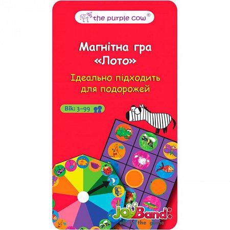 Бинго, магнитная игра, Joy Band, 061