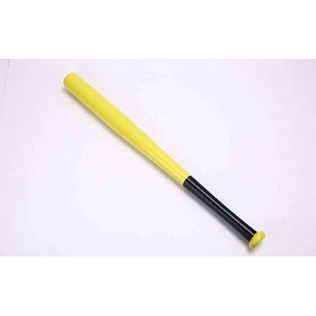 Бита бейсбольная C-5953-Y (дерево, 25in, l-63см, желтый-черный)