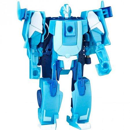 Блюрр (12 см), Роботы под прикрытием: One step, Transformers, C0898 (B0068)