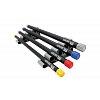 Body Bar PS FI-9001(3KG) 3кг (l-1,025м, d-50мм, металл, неопрен)