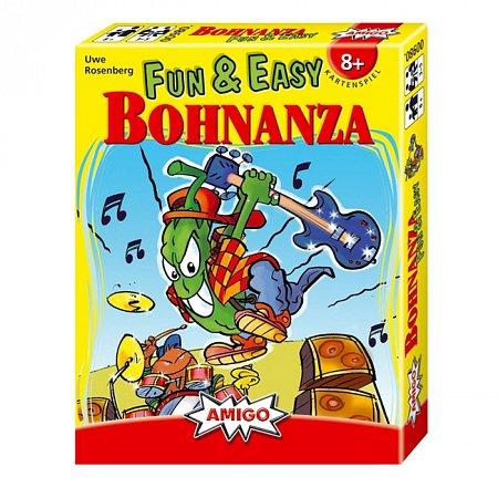 Bohnanza (Бонанза) Fun & Easy - Настольная игра