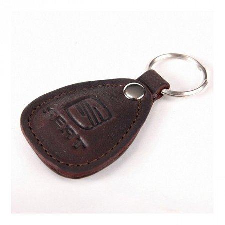 Брелок для ключей (натуральная кожа), Макей 540-07-37