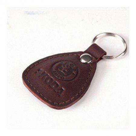 Брелок для ключей (натуральная кожа), Макей 540-07-38