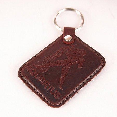 Брелок для ключей (натуральная кожа), Макей 540-07-59 Макей