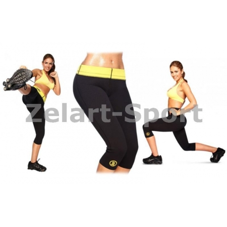 Бриджи для похудения ZD-4576(3XL) HOT SHAPERS (неотекс, р-р 3XL, черный)
