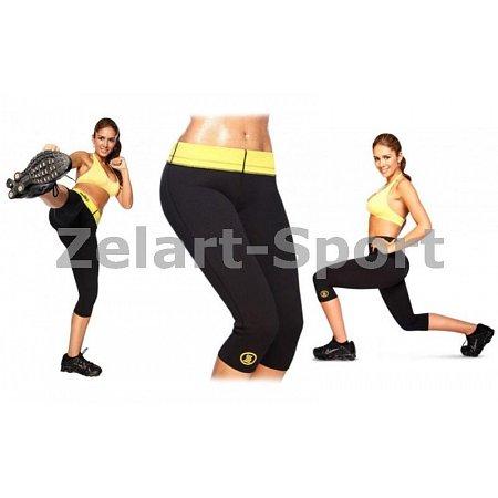Бриджи для похудения ZD-4576(M) HOT SHAPERS (неотекс, р-р M, черный)