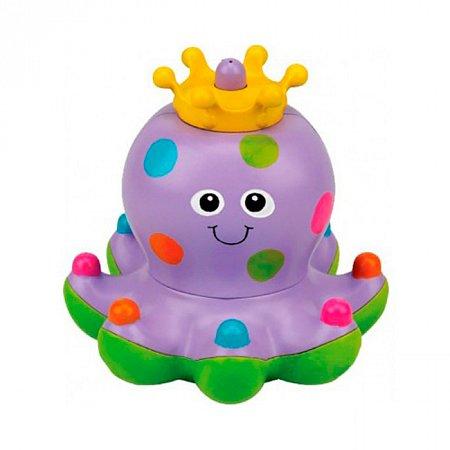 Брызгающий осьминог-фонтан, игрушка для купания, K's Kids, 10694