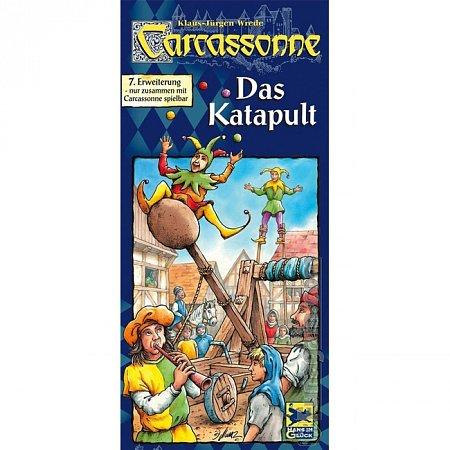 Carcassonne Das Katapult (Каркассон. Катапульта, немецкое издание)