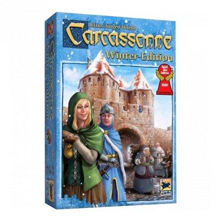 Carcassonne Winter edition (Зима в Каркассоне, немецкое издание)