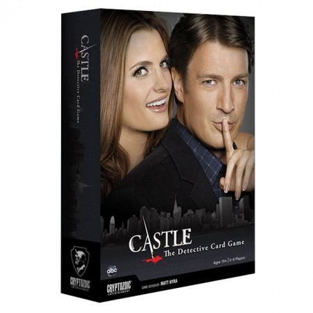 Castle: The Detective Card Game - Настольная игра