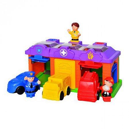 Центр спасательных машин. Redbox, 25058