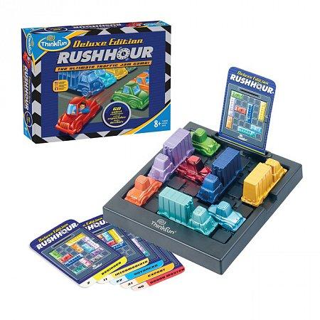 Час пик Делюкс - игра-головоломка, ThinkFun Rush Hour Deluxe