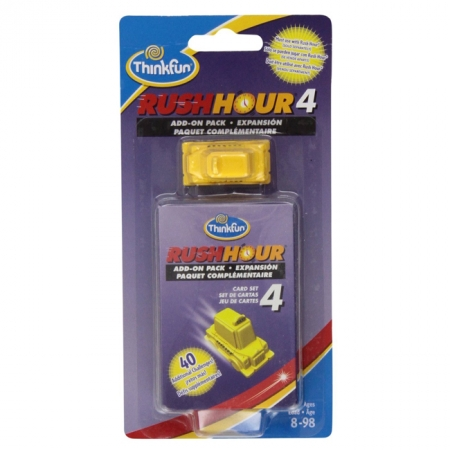 Час пик Такси - дополнение к игре Rush Hour от ThinkFun