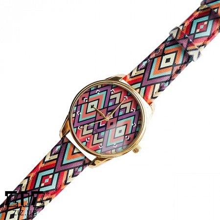 Часы наручные Арт Ромбы, ZIZ-1515637