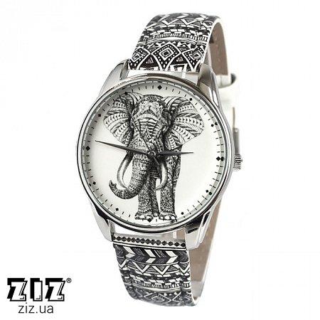 Часы наручные Арт Слон орнамент, ZIZ-1509622