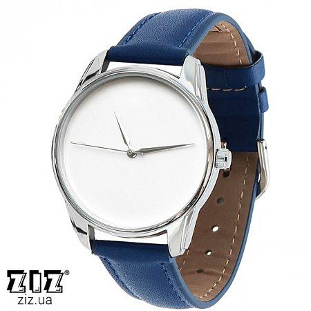 Часы наручные (маленькие) Минимализм синий, ZIZ-1400009