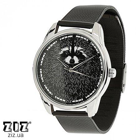 Часы наручные металл Енот, ZIZ-1712229
