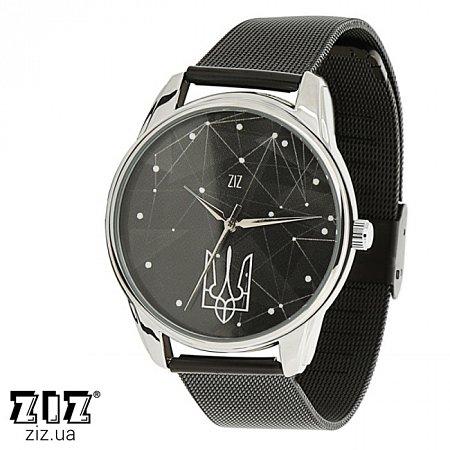 Часы наручные металл Герб, ZIZ-1715829
