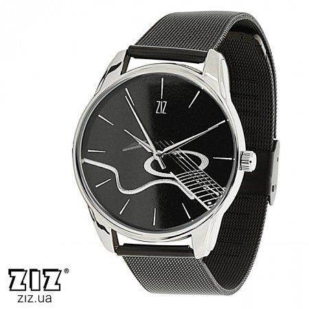 Часы наручные металл Гитара, ZIZ-1712629