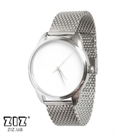 Часы наручные металл Минимализм, ZIZ-1700031