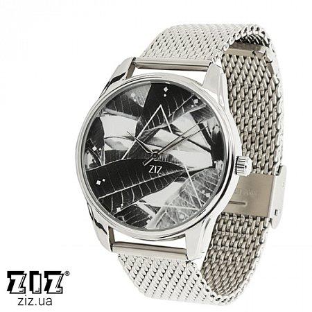 Часы наручные металл Тропический, ZIZ-1715731