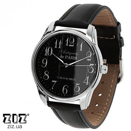 Часы наручные с рисунком Антиквариат, ZIZ-1405501