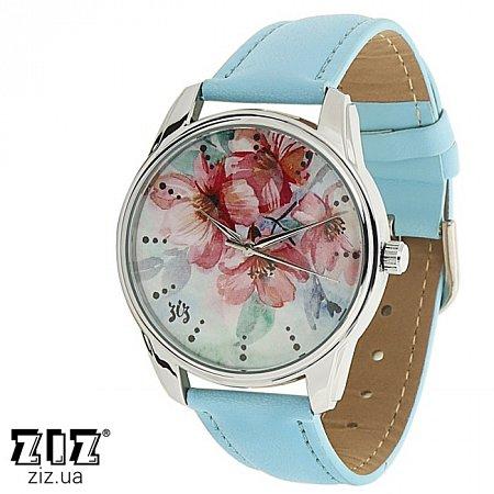 Часы наручные с рисунком Цветение, ZIZ-1412110