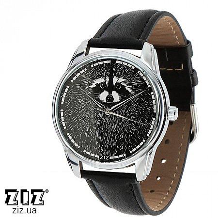 Часы наручные с рисунком Енот, ZIZ-1412201