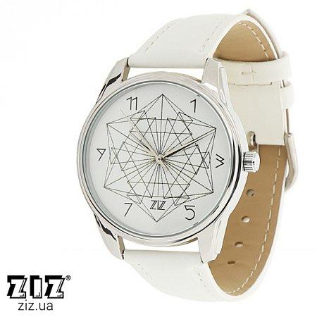 Часы наручные с рисунком геометрия, ZIZ-1414102