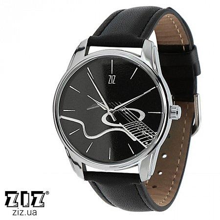 Часы наручные с рисунком Гитара, ZIZ-1412601