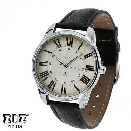 Часы наручные с рисунком Лондонский вокзал, ZIZ-1405601