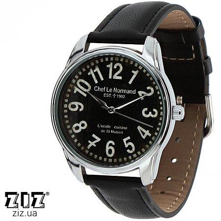 Часы наручные с рисунком Нормандия, ZIZ-1405201