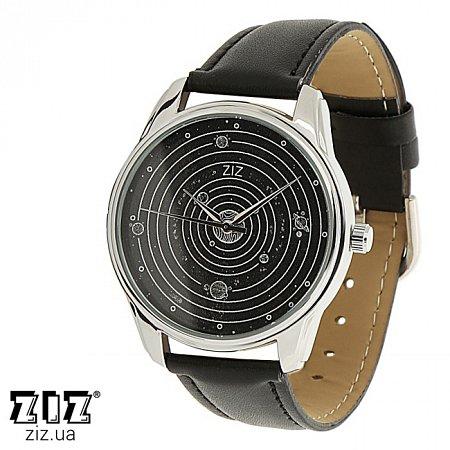 Часы наручные с рисунком Планеты, ZIZ-1413201