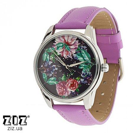 Часы наручные с рисунком Сад, ZIZ-1412514