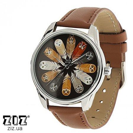 Часы наручные с рисунком Совы, ZIZ-1413103