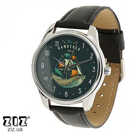 Часы наручные с рисунком Странник, ZIZ-1413401