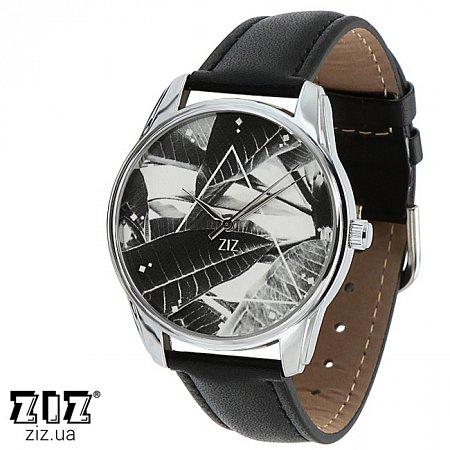 Часы наручные с рисунком Тропический, ZIZ-1415701