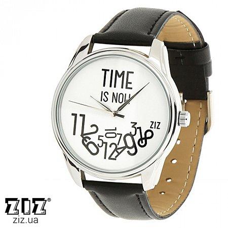 Часы наручные с рисунком Время - сейчас, ZIZ-1415501