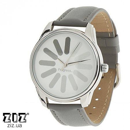 Часы наручные с рисунком Загрузка, ZIZ-1415111